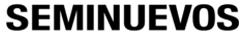 Logo Seminuevos