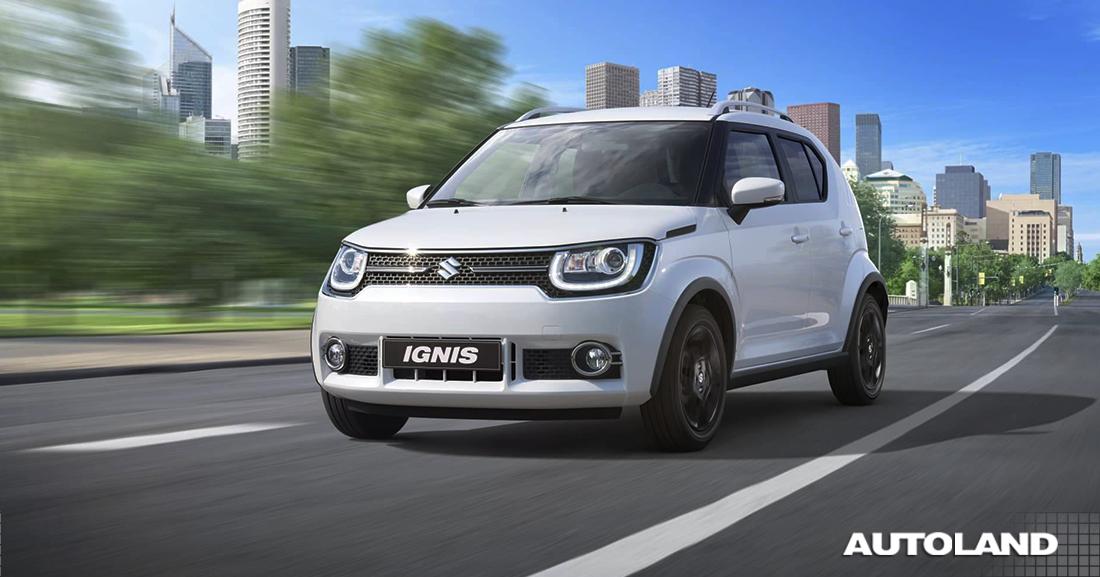 Disfruta de las mejores escapadas aventureras con el Suzuki New Ignis Thumbnail