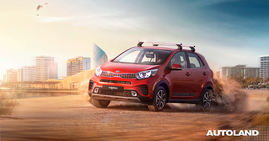 All New Picanto Cross