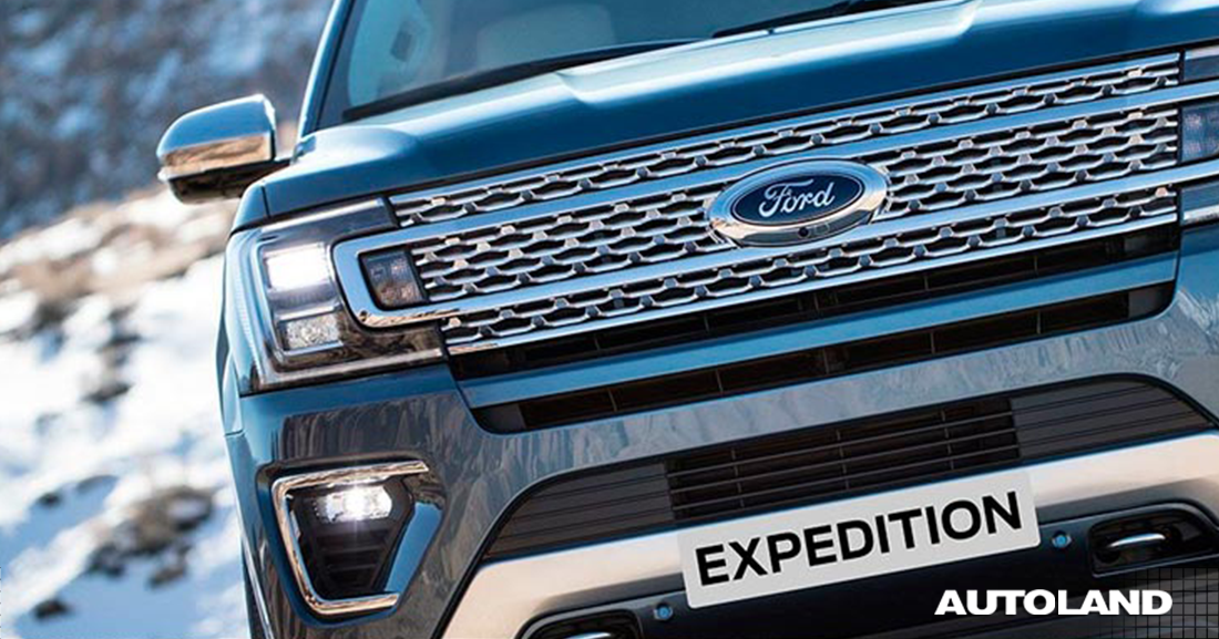 Mantente un paso adelante con la All New Ford Expedition