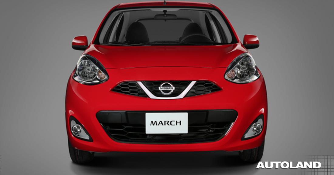 5 razones para elegir un Nissan March 2019