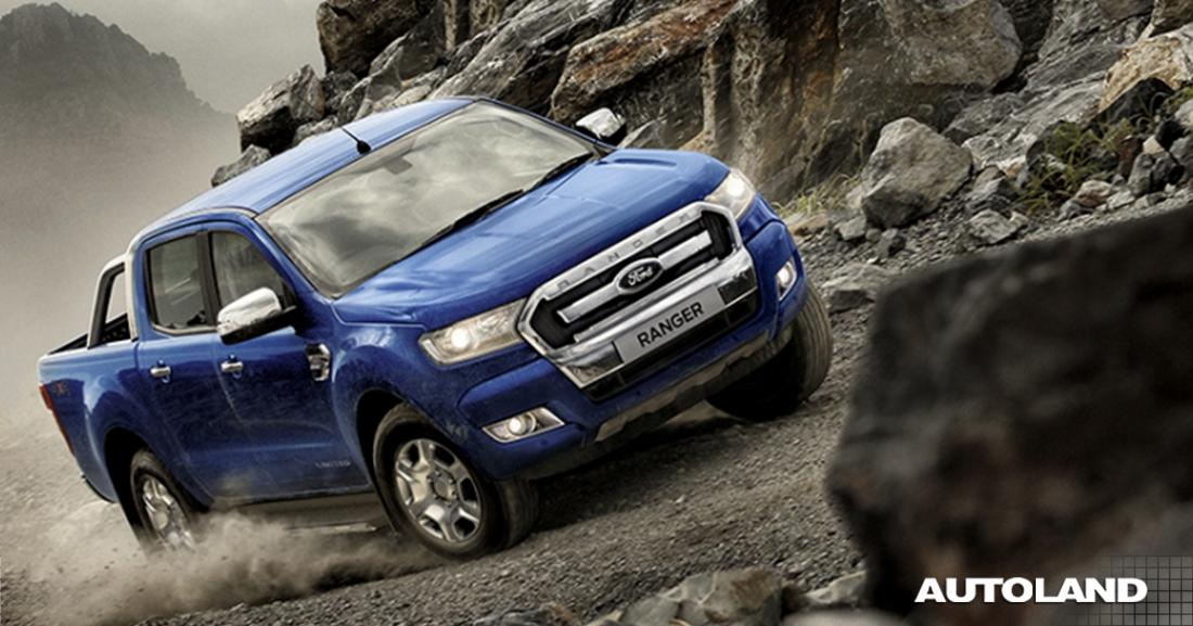 Conoce la Ford Ranger: Fuerza, tecnología y seguridad