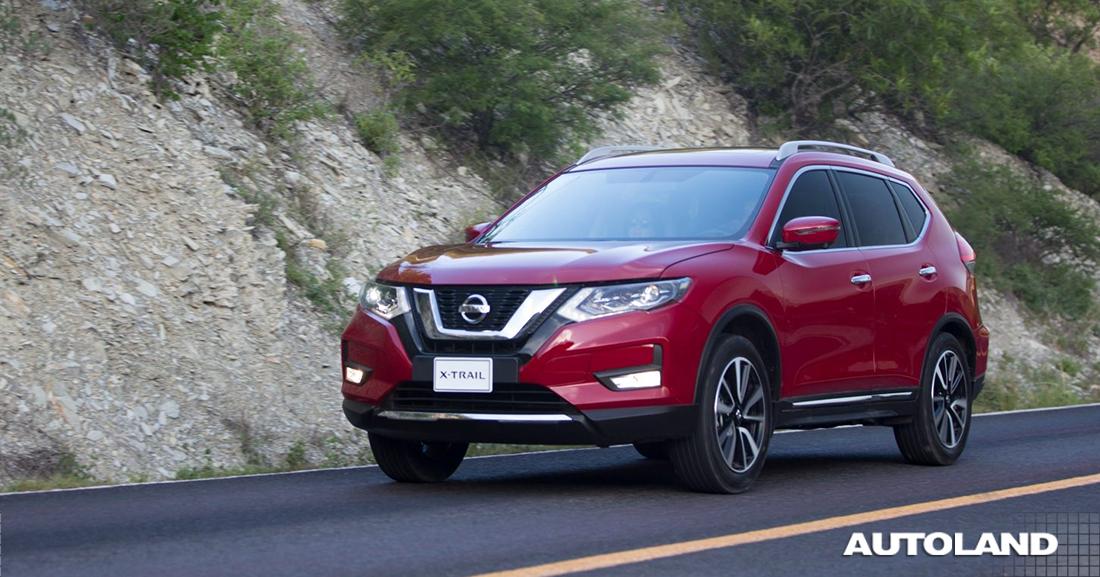 Todo sobre la Nissan X-Trail, la SUV de ADN aventurero