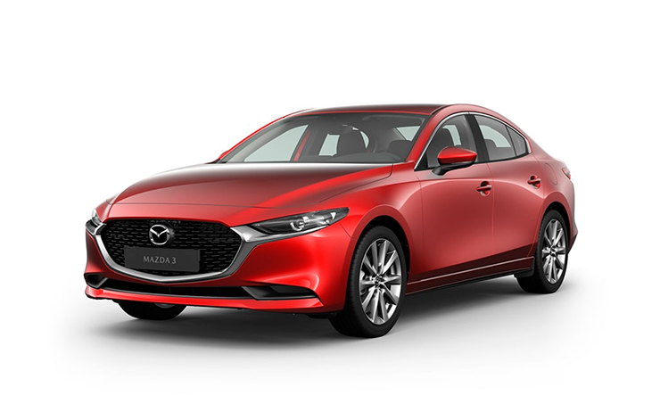ALL-NEW MAZDA 3 SEDÁN
