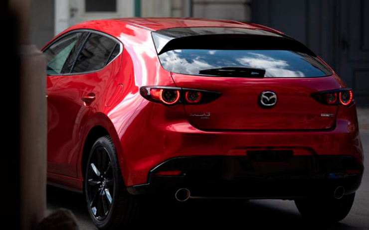 Carousel ALL-NEW MAZDA 3 SPORT