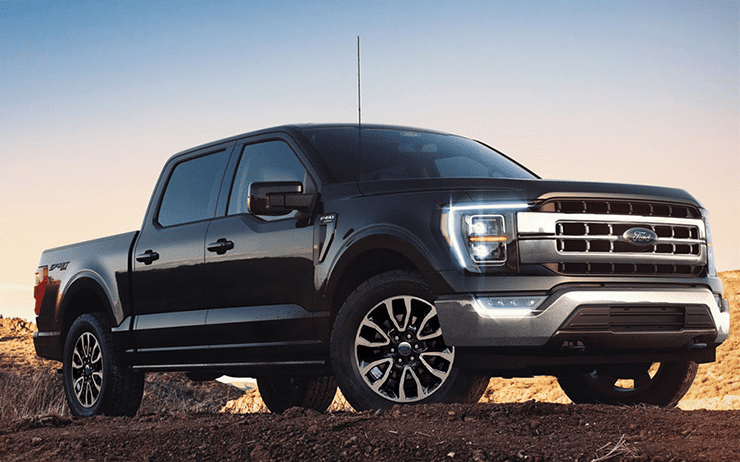 Carousel ALL NEW F-150