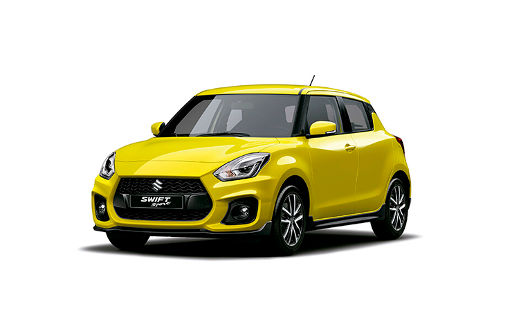 Modelo suzuki SWIFT SPORT