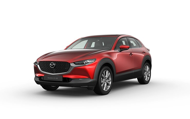 Modelo mazda ALL-NEW MAZDA CX-30