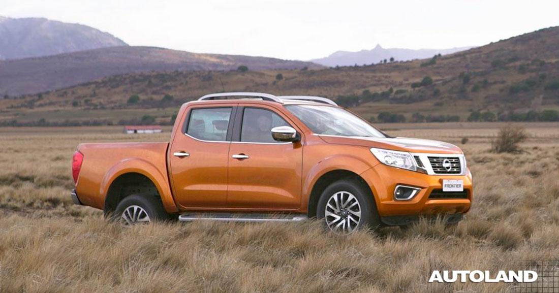 Thumbnail Nissan Frontier: la pick up con la fuerza para llegar a todas partes