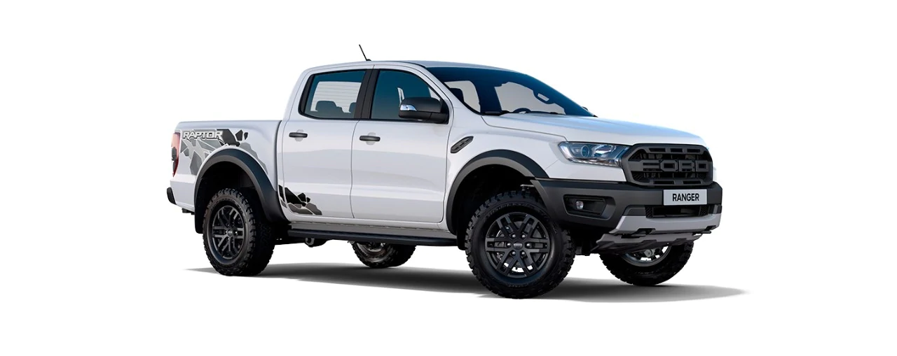 NEW RANGER RAPTOR