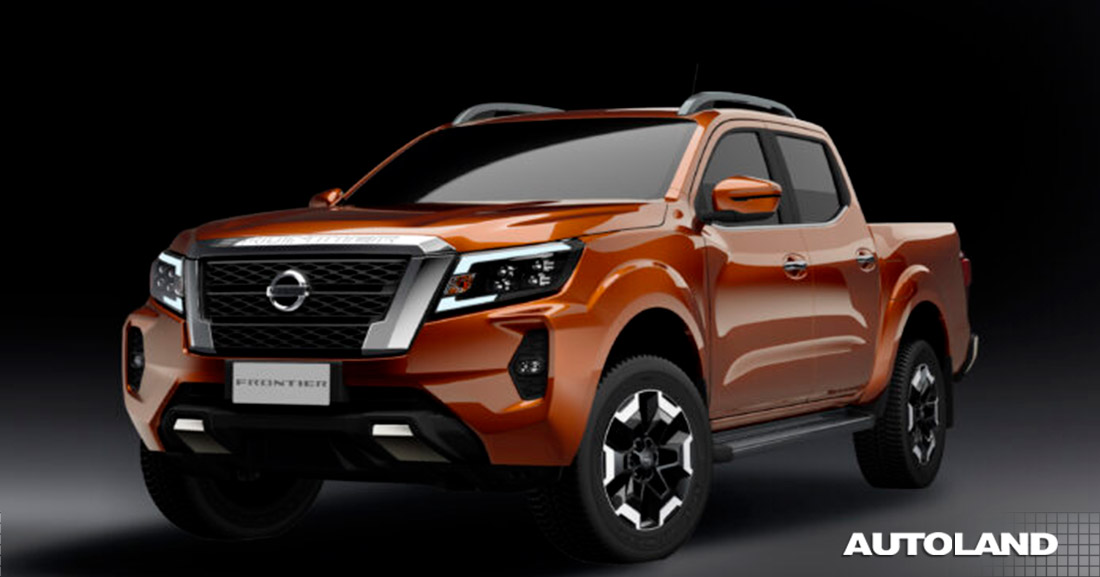 Conoce la potente pick up Nissan Frontier 2021 Thumbnail