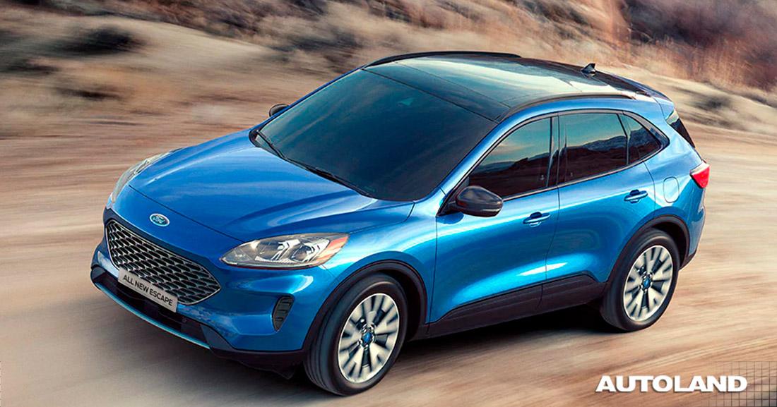 Thumbnail La SUV compacta de Ford con impresionante tecnología