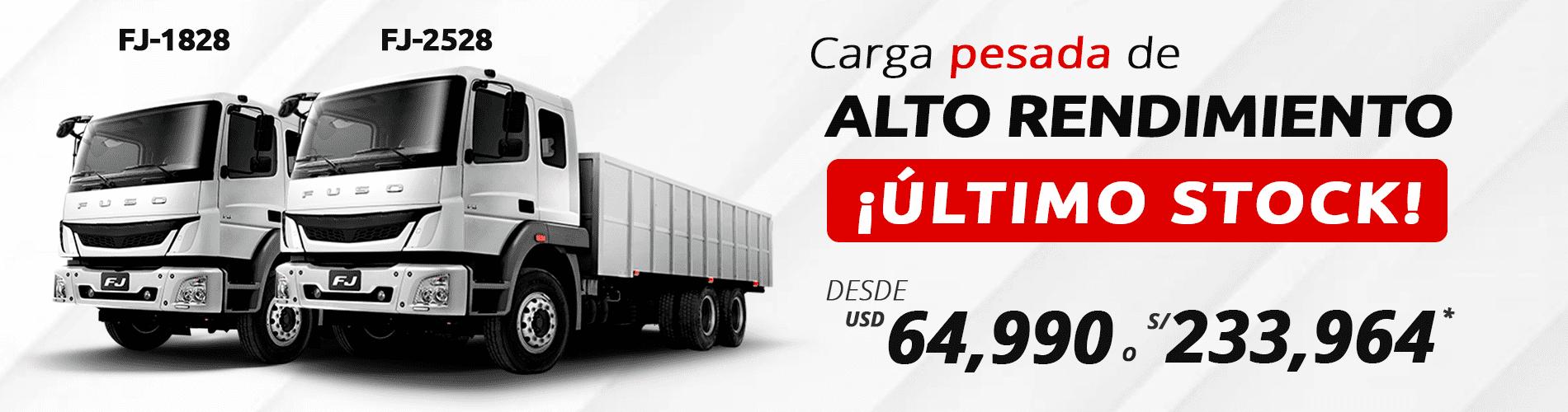 Promoción camiones fi y fj