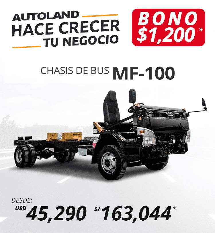Imagen Promoción chasis mf100