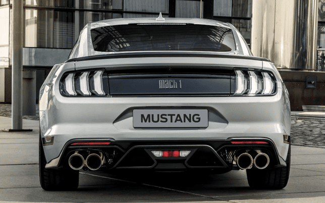 Carousel ALL NEW MUSTANG MACH-1