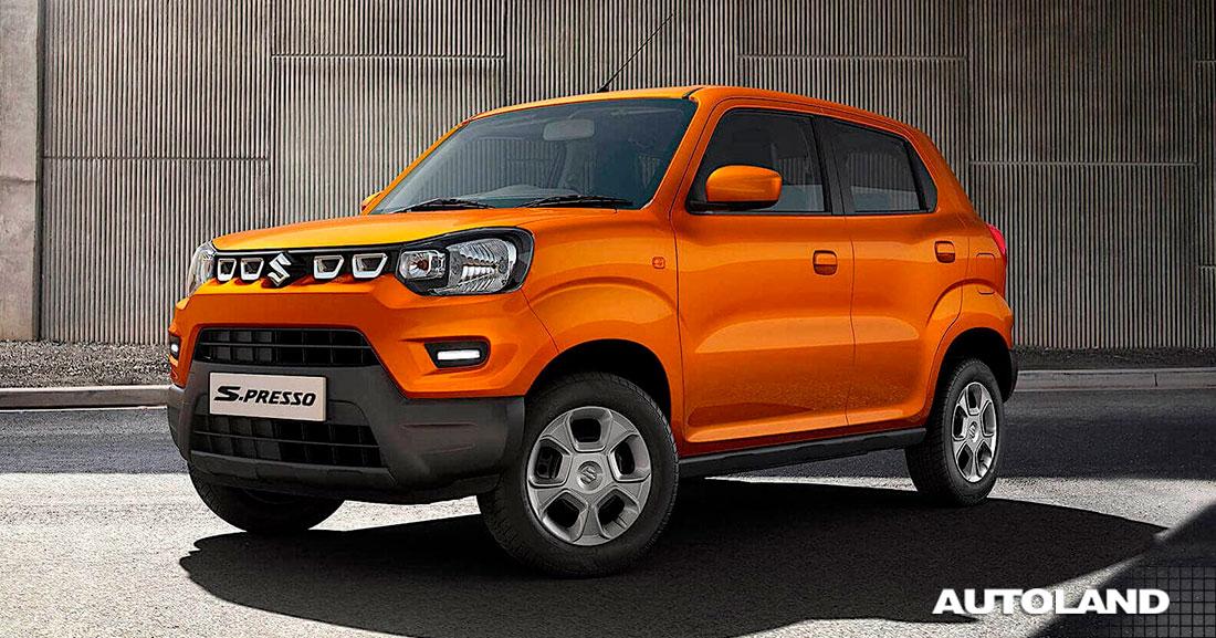 Suzuki S-Presso: una nueva apuesta compacta Thumbnail