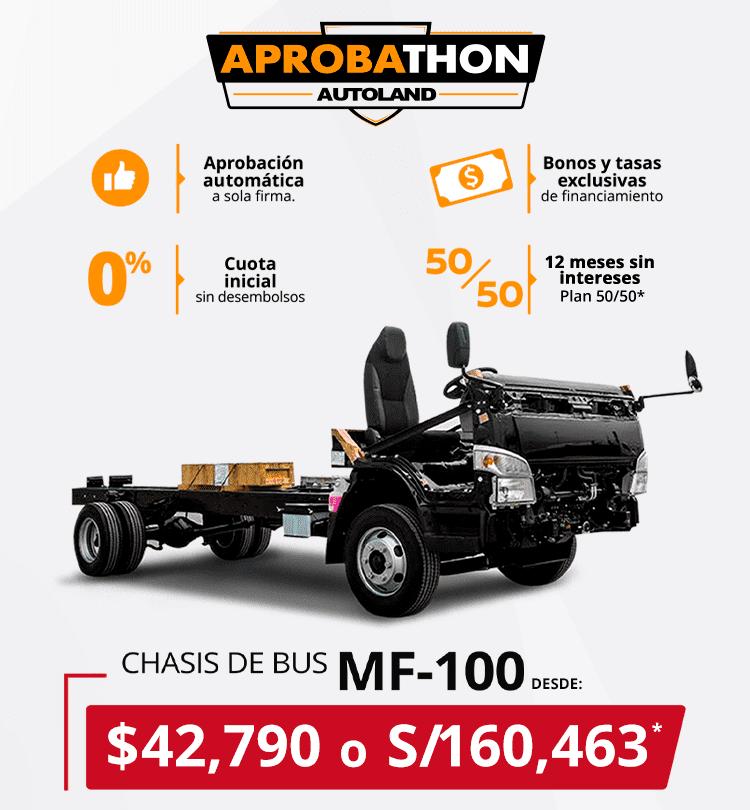 Aprobathon Chasis de Bus MF-100 Junio 2021