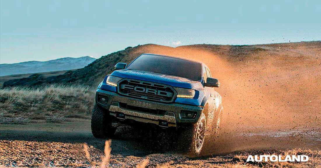 Ford Ranger Raptor: Una pick-up con grandes capacidades
